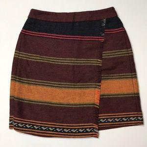 Loft Petites 2 Navajo Skirt